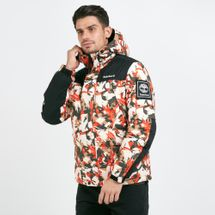 Timberland Men's Camo Puffer Jacket