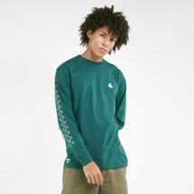 Vans Men's X Harry Potter Slytherin Long Sleeve T-Shirt