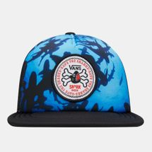 Vans Kids' X Shark Week Trucker Cap