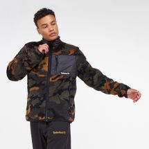 Timberland Men's Recycled Fleece Jacket