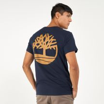 Timberland Men's Core Back Logo T-Shirt