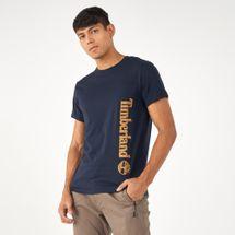 Timberland Men's Core Linear Logo T-shirt