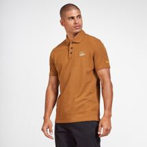 Timberland Men's Boot Logo Polo T-Shirt