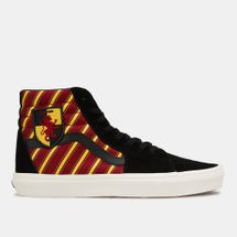 Vans X Harry Potter Gryffindor Sk8-Hi Shoe