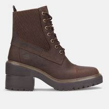 حذاء سيلفر بلوسوم مِد من تمبرلاند للنساء
