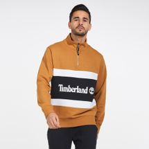 Timberland Men's Funnel Neck Sweatshirt