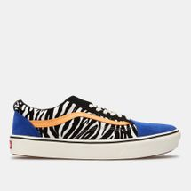 Vans UA ComfyCush Old Skool Zebra Shoe