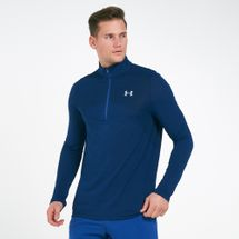 Under Armour Men's Seamless 1/2 Zip T-Shirt