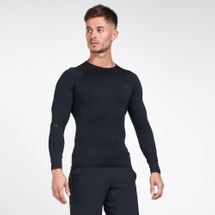 Under Armour Men's RUSH™ HeatGear® Compression Long Sleeves T-Shirt