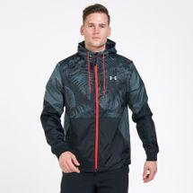 Under Armour Men's Project Rock Windbreaker Jacket