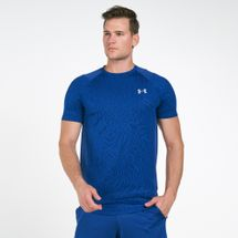 Under Armour Men's MK-1 Jacquard T-Shirt