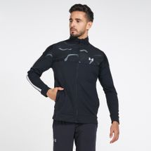 Under Armour Men's Sportstyle Pique Track Jacket