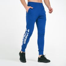 Under Armour Men's Sportstyle Cotton Graphic Joggers