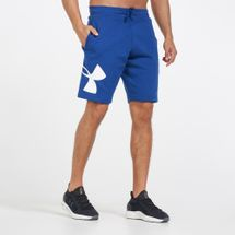 Under Armour Men's Rival Fleece Logo Sweat Shorts