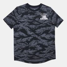 Under Armour Kids' UA Camo BBall T-Shirt (Older Kids)