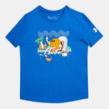 Under Armour Kids' Mr. Buckets T-Shirt (Older Kids)