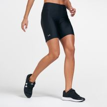 Under Armour Women's HeatGear Bike Shorts