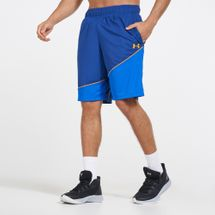 Under Armour Men's Baseline 10 Inch Shorts