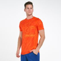 Under Armour Men's MK1 Tonal Print T-Shirt