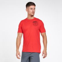 Under Armour Men's Project Rock Iron Paradise T-Shirt