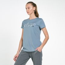Under Armour Women's Tech Branded T-Shirt