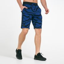 Under Armour Men's Rival Fleece Printed Shorts