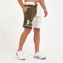 Under Armour Men's Rival Colourblock Fleece Shorts