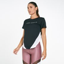 Under Armour Women's HeatGear® Sport Mesh Panel T-Shirt