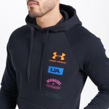 Under Armour Men's Rival Fleece Originators Hoodie, 2067592