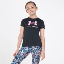 Under Armour Kids' Tech Big Logo T-Shirt
