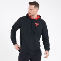 Under Armour Men's Project Rock Terry Hoodie