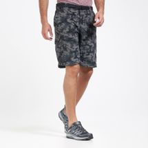 Columbia Men's Silver Ridge™ Printed Cargo Shorts