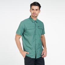 قميص سيلفر ريدج 2.0 قصير الأكمام من كولومبيا للرجال