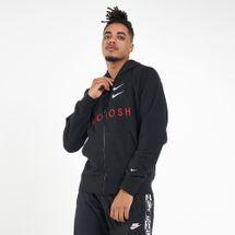 Nike Men's Sportswear FT Swoosh Hoodie