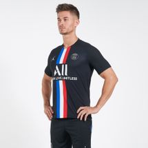 Jordan Men's Paris Saint-Germain Vapor Match Fourth Jersey - 2019/20