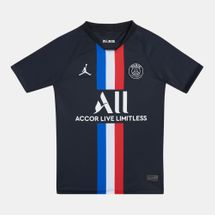Jordan Kids' Paris Saint-Germain 2019/20 Stadium Fourth Jersey