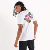 Nike Men's Jordan Brand Sticker T-Shirt