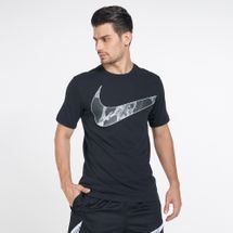 Nike Men's Dri-FIT Hybrid Basketball T-Shirt