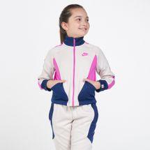Nike Kids' Sportswear Heritage Jacket (Older Kids)