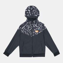Nke Kids' Sportswear Just Do It Windrunner Jacket (Older Kids)