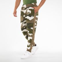 Nike Men's Sportswear Club Fleece Camo Jogger Pants