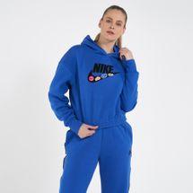 Nike Women's Sportswear Icon Clash Hoodie
