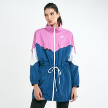 Nike Women's Sportswear Icon Clash Woven Track Jacket