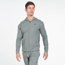 Nike Men's Dri-FIT Full Zip Yoga Training Hoodie
