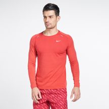 Nike Men's TechKnit Ultra Long Sleeves T-Shirt
