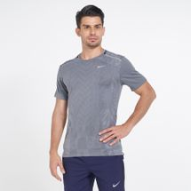 Nike Men's Wild Run Tech Knit T-Shirt