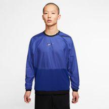 Nike Men's Pro Long-Sleeve Drill T-Shirt