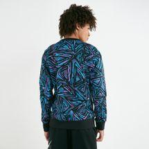 Nike Men's SB Crew All-over Print Sweatshirt, 2072292
