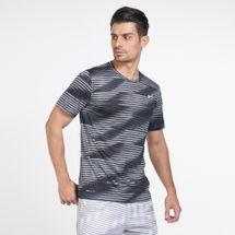 Nike Men's Dri-FIT Seasonal All-Over Print T-Shirt