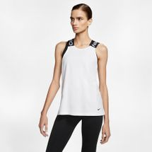 Nike Women's Essentials Pro Elastika Tank Top
